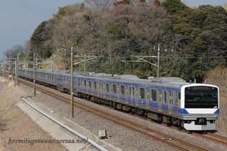 常磐線・上野東京ライン経由で品川乗り入れへ