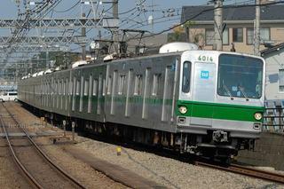 東京メトロ6000系電車