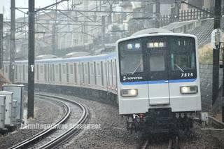 相模鉄道・相鉄新7000系電車新塗装