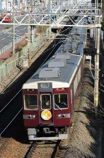 阪急6300系の雄姿!