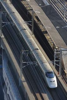 山形新幹線銀色E3系つばさ