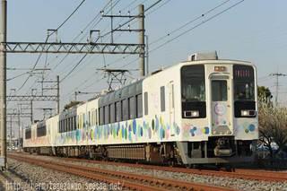 東武電車スカイツリートレインとスペーシア