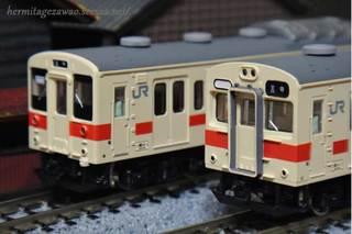 鉄コレ105系桜井線・和歌山線