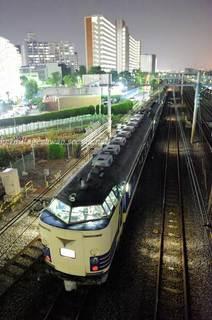 583系青森号・横浜〜青森運転