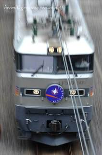 EF510牽引カシオペア8009レ