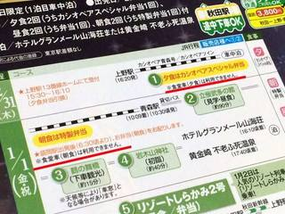 12/31カシオペア団臨運転