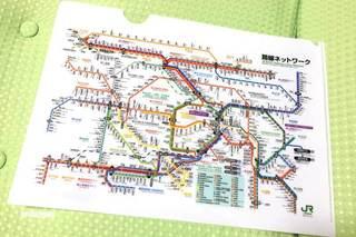 蕨駅で鉄道グッズゲット!
