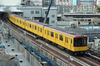 地下鉄東京メトロ銀座線1000形電車