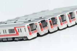 相鉄9000系赤帯旧塗装・鉄道コレクション