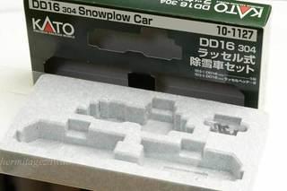 KATO・DD16-304ラッセル除雪車
