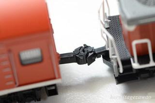 NゲージKATO・DD16ラッセル車
