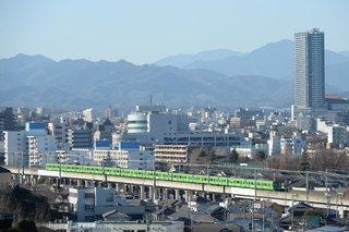 京王8000系復刻緑・高尾山ラッピング
