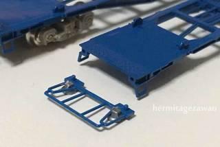 KATOコキ106反射板