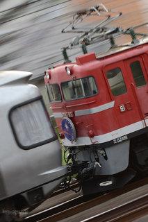 EF81-95牽引カシオペア紀行