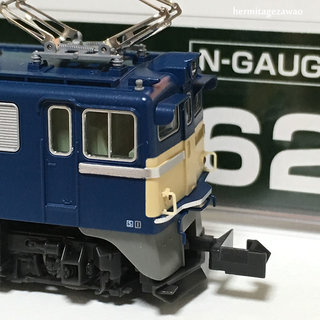 KATOのED62、ホキ5700発売