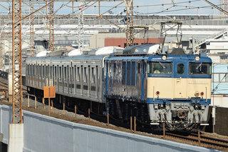 EF64-1030牽引・八高・川越線205系廃車回送