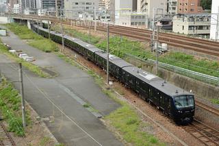 相鉄12000系電車、JR乗り入れ